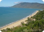 Ellis Beach between Cairns and Port Douglas