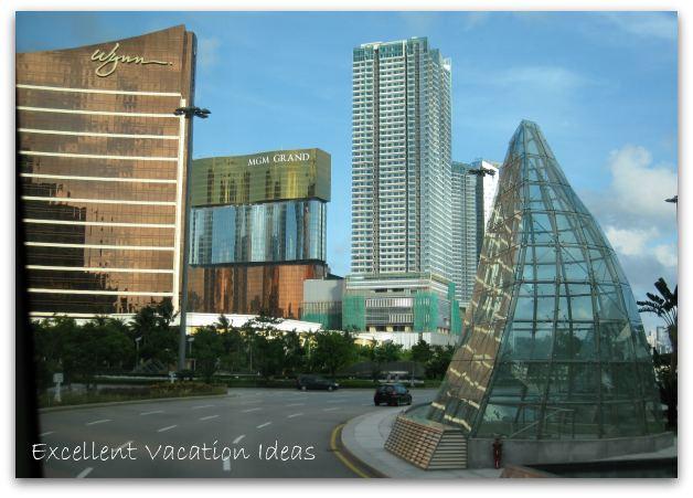 Free Travel Videos: Casinos in Macau