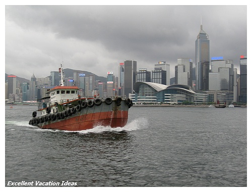 Asia Vacations, Hong Kong