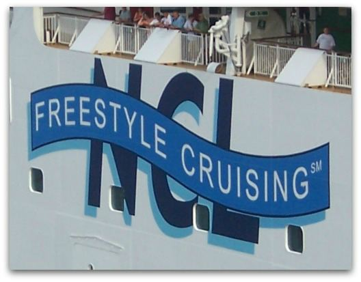Freestyle Cruises with NCL