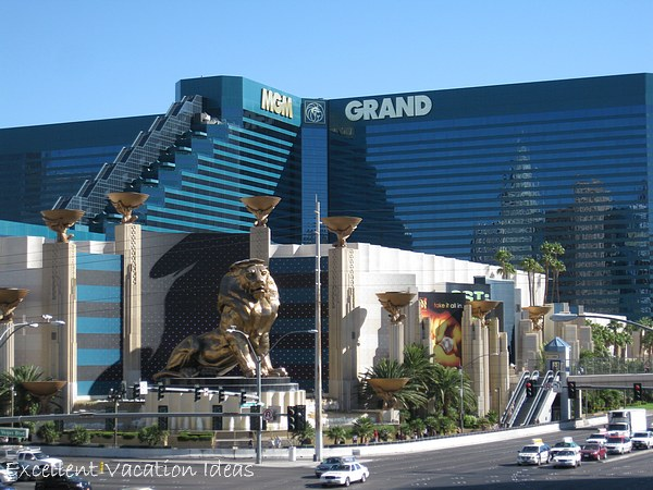 Las Vegas trips to the MGM Grand