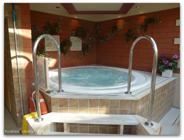 The Haven Hot Tub