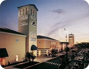Outlet Mall Orlando Florida, Florida Vacation Guide