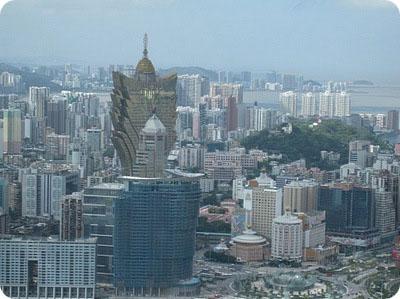 Vacations to Asia, Macau
