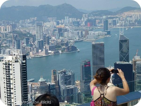 Click to see Victoria Peak Hong Kong