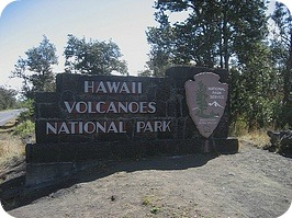Volcanoes National Park