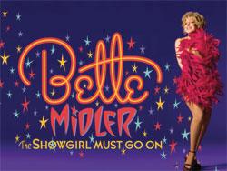 Bette Midler in Las Vegas, Vacation Ideas