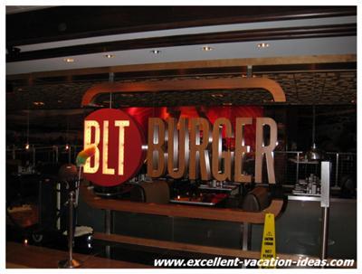 Las Vegas Restaurants for Burgers - BLT Burger
