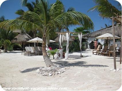 Costa Maya Tours - Maya Chan beach