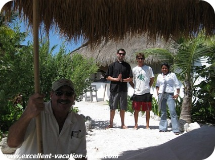 Costa Maya Tours - Maya Chan