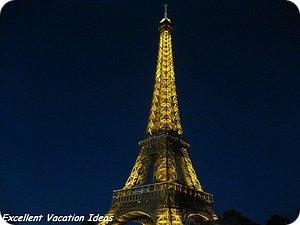 Eiffel Tower Information