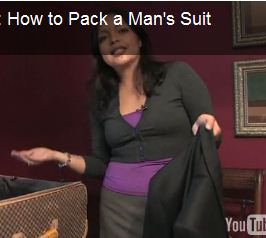 Free Travel Videos: How to Pack a suit