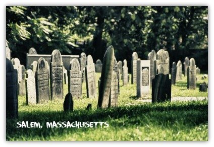 Fun Vacations for Kids - Ghost Tour in Salem, Mass