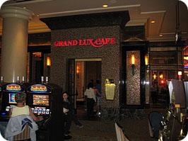 Las Vegas Restaurants - the Grand Lux Cafe