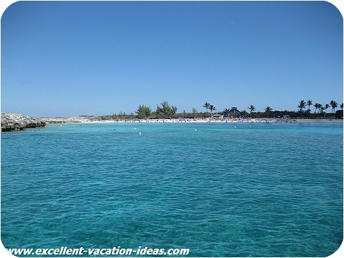 Great Stirrup Cay Looking For Information About Ncl