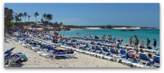 Great Stirrup Cay Beach