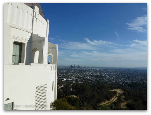 Griffth Observatory Views