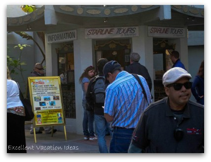 Hollywood and Highland Tours