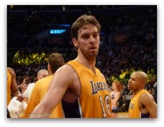 Lakers Game Gasol