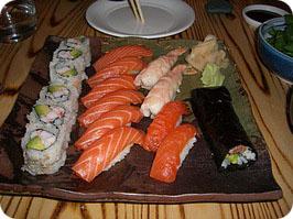 Las Vegas Restaurant Guide - Nobu Restaurant Sushi - Yum!