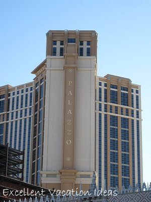 Las Vegas Trips - The Palazzo Hotel