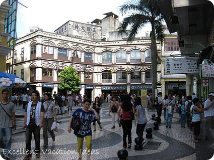 Free Travel Videos: Macau Tours