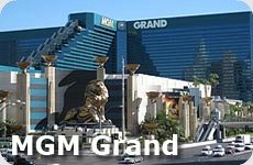 MGM Grand - Best Hotels in Las Vegas