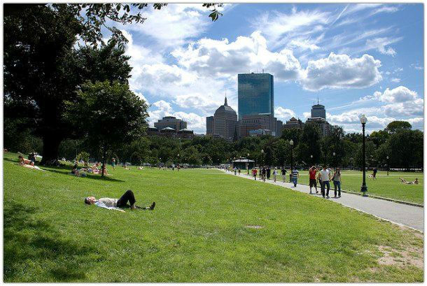 Things to do in Boston - The Boston Common