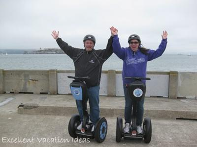 Segway Tour in Fisherman's Wharf