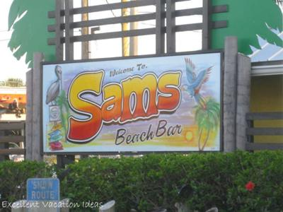 Hudson Beach Florida Sams