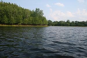 Lake at the Pokonos