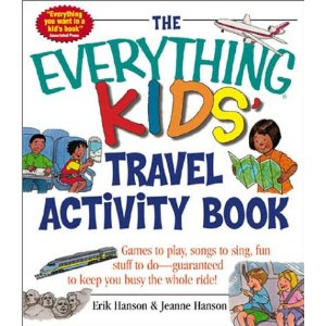 Air Travel with Kids - Keep the Kids Entertained