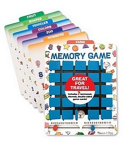 Click to buy Melissa and Dougs Memory Games from Amazon.com!