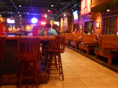 Smokey Bones (Sorry photo is fuzzy - a new one is on it's way)
